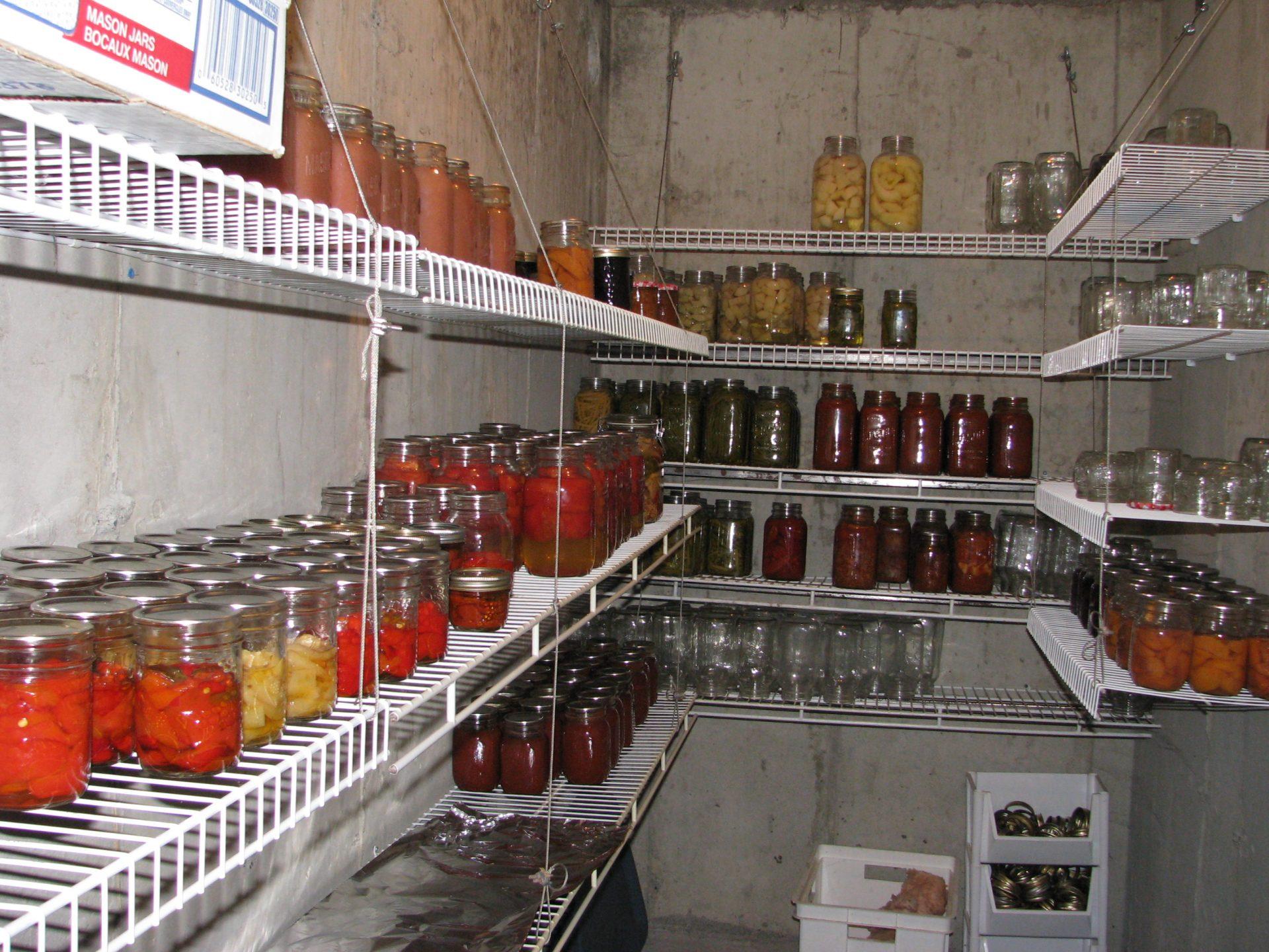 Les conserves maison techniques la cuisine de michel for Aubergines en conserve maison