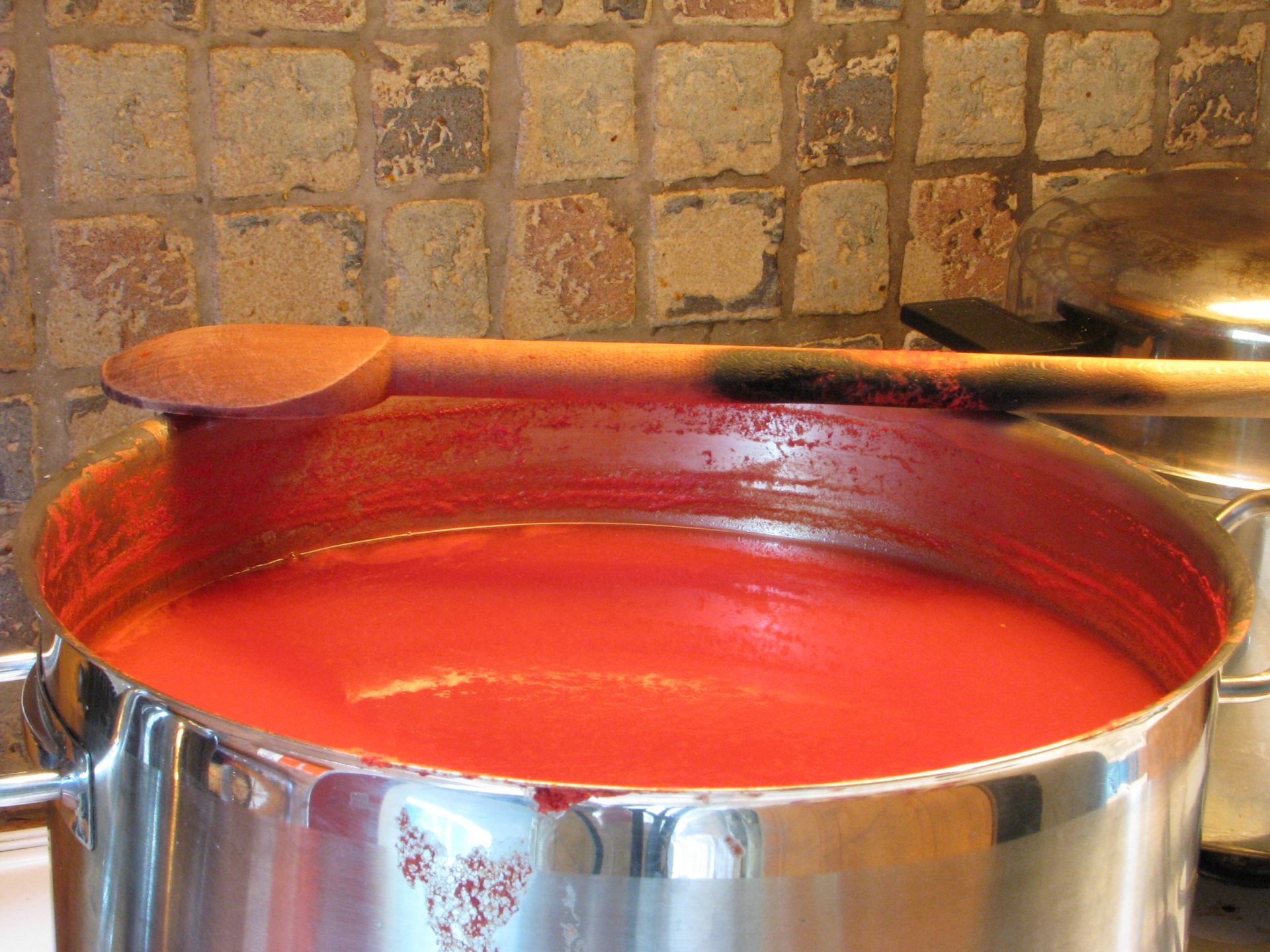 COULIS DE TOMATES EN CONSERVE La Cuisine De Michel - Ecumer cuisine