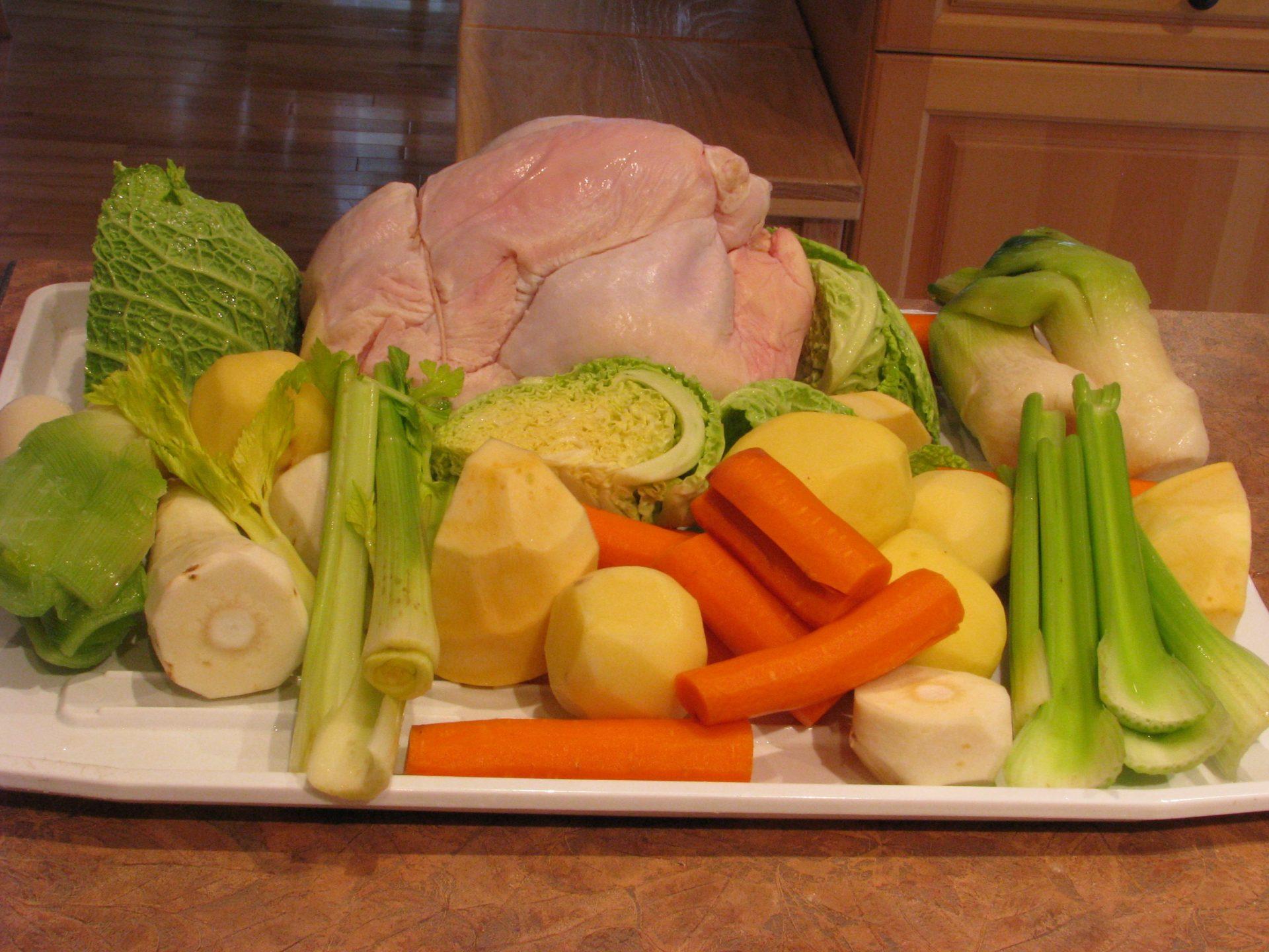 Poule au pot cuisson 28 images poule au pot et sa - Cuisine poule au pot ...